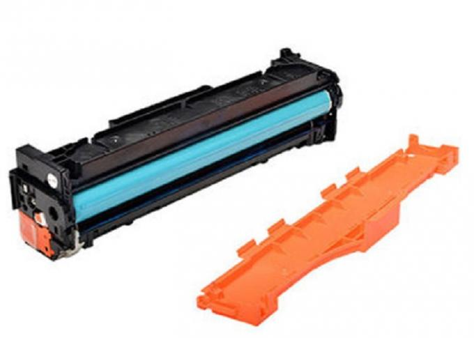 Color Compatible Toner Cartridge CF540A Bulk Packaging For HP 203A 203XA