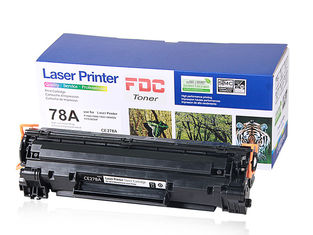 China Black 2100 Pages Yield Laserjet Ink Cartridges CE278A For HP Pro P1560 1566 supplier