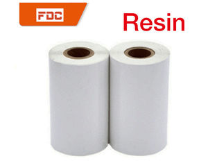 China Customize Thermal Transfer Ribbon , Enhance Resin Thermal Ribbons In Label Printer supplier