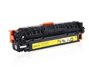 China HP Pro 400 Color M451DN Color Laserjet Toner Cartridge CE412A 2200 / 2600 Pages supplier
