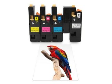 China Multicolor DELL E525W Generic Replacement Printer Cartridges 1400 Pages Yield supplier