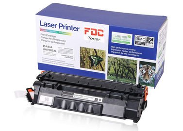 China 5 % Coverage Laser Toner HP Full Cartridge Status Compatible With P2014 P2015 supplier