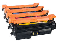 China CE400A / CE401A Laser Printer Toner Cartridge , HP Compatible Color Laser Toner factory