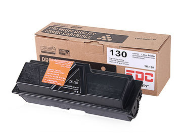 China ISO9001 Black 6000 Pages Yeild Computer Printer Cartridges Tk130 TK131  Refilling factory