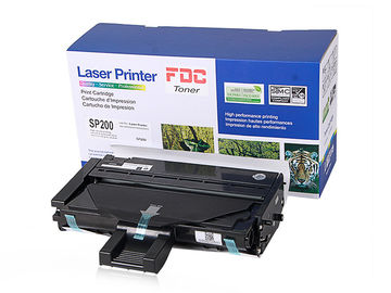 China Replacement Laser Printer Toner Cartridge , Ricoh SP200 Laser Printer Consumables factory