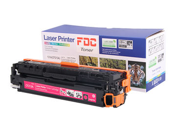China Hewlett Packard Magenta Laser Printer Toner Cartridge CF213A 1800pages Yield factory