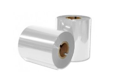 China Heat Thermal Transfer Ribbon White With 30 ~ 110mm Width TSC / Citizen Compatible distributor