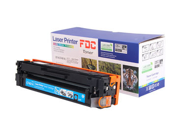 China Generic Color Laser Printer Toner Cartridge , Hp Laserjet Cartridge CF401A factory