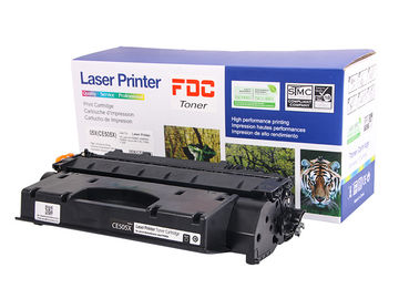 China Hewlett Packard  P2055 Toner Cartridge 6.5k Pages Yeild CE505X 05X Recycling factory