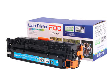 China Black Compatible Laser Toner Cartridge , CE411A For HP Laserjet305A Color MFP M451 factory