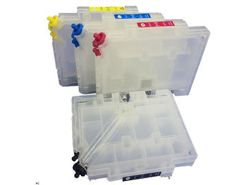 China Compatible Refillable Ink Cartridges , Reusable Ink Cartridges For Ricoh SG2100N distributor