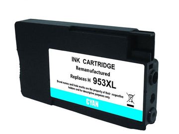 China Replacement HP Compatible Printer Ink Cartridges 953 953xl Inkjet Printer factory