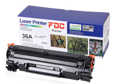 China Environmental Laser Printer Toner Cartridge For HP P1505 M1120 M1522 Printers distributor