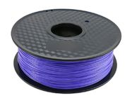 Color PLA 3D Printer Filament  ,  Polylactic Acid  Printer 3d Plastic 1.75mm